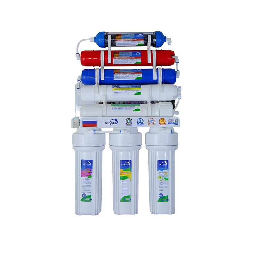Máy lọc nước tạo kiềm Geyser ORP